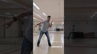 Клубные танцы для мужчин. Комбинация. Видео урок.