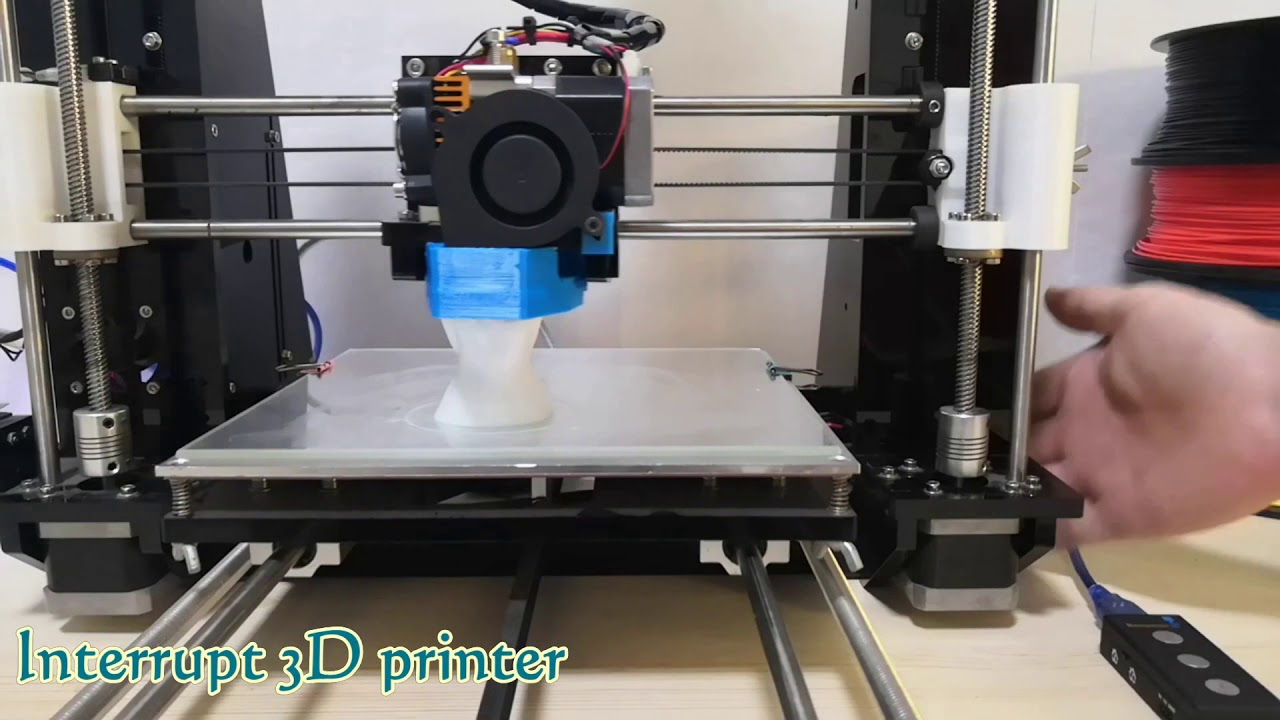 Eryone Resumer 3D module Resume interrupted//failed printing automatically