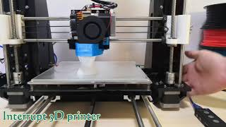 Resume a failed 3D print | WorldCup by Resumer 3D Due to Power outrage.