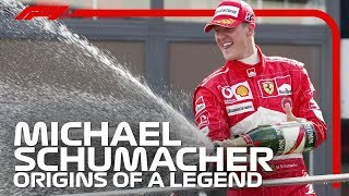 Michael Schumacher: Origins of a Legend