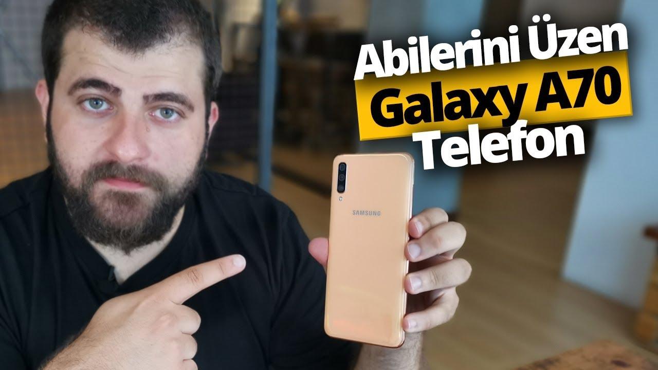 samsung galaxy a70 inceleme abilerini uzen telefonun yetenekleri