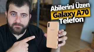 Samsung Galaxy A70 inceleme - Abilerini üzen telefonun yetenekleri!