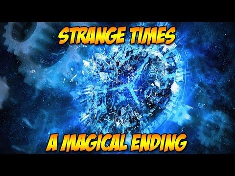 Strange Times - A Magical Ending - Super Hero Squad Online