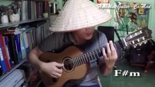 Xuân này con không về (Guitar) - Anhbaduy Guitar Cà Mau