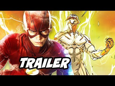 The Flash Season 5 Episode 13 Trailer - Godspeed Returns and Red Death Breakdown