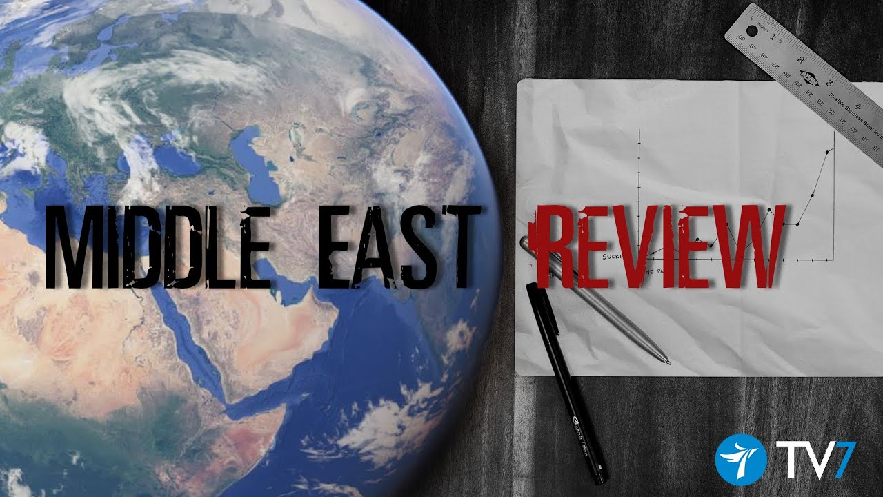 Middle East Review - Analyzing April 2021