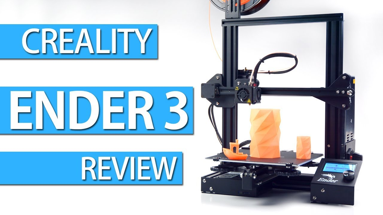 Creality 3D® Ender-3 V-slot Prusa I3 DIY 3D Printer Kit 220x220x250mm  Printing Size With Power Resume Function/MK10 Extruder 1 75mm 0 4mm Nozzle
