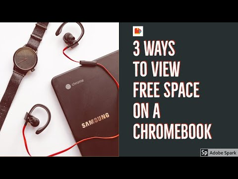3 Ways to View Remaining Free Storage on Your Chromebook