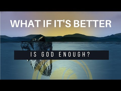 OA 2017 Week of Prayer | What If It's Better- Dee Casper | Is God Enough?
