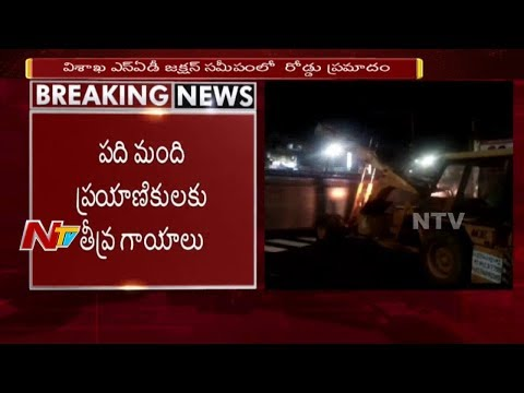 Road Accident at NAD Junction in...