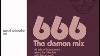 CCB Radio presents mad scientist 666 the demon mix