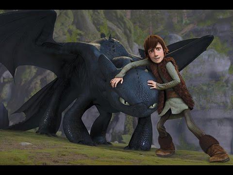 Видео как приручить дракона мультфильм 2010