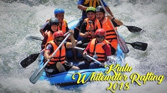 Kiulu Whitewater Rafting 2018