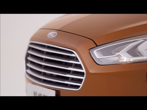 ► 2015 Ford Escort (for China)