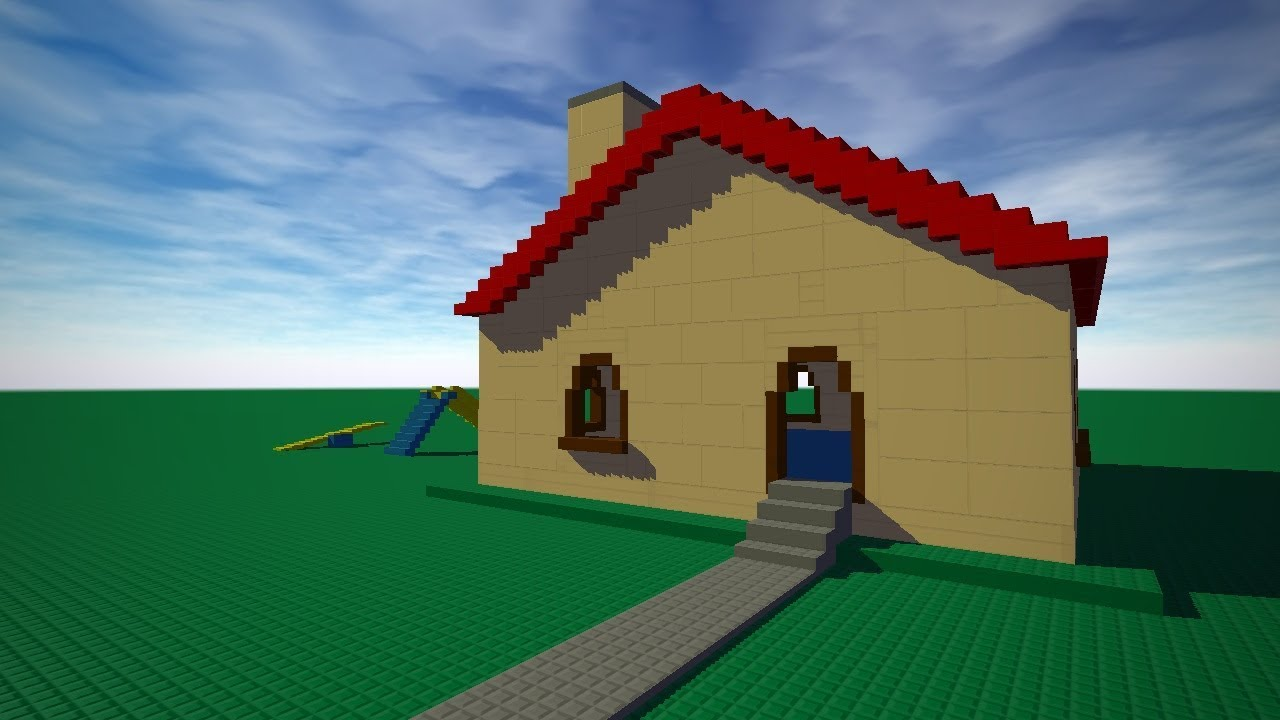 Roblox Background: Happy Home (Animated) CC YouTube