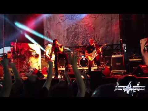 Saratoga  - Como el viento (LIVE)