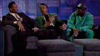 Thomas Hearns Iran Barkley Arsenio Hall 1992