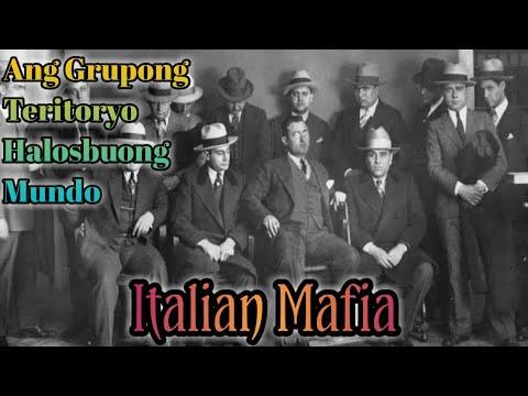 Ano Ang Mafia At Saan Ito Nag Simula