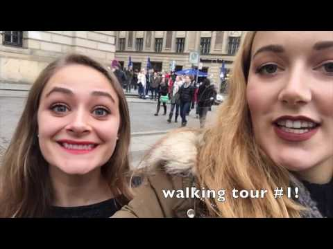Berlin, Germany travel vlog 2 December 2016