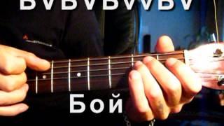 Полотно и Карманов - Поцелуй меня удача Тональность (Em) Песни под гитару