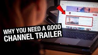 Aşağıdaki büyür bu YouTube KANALI bir RÖMORK Oluşturmak için nasıl