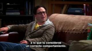 The Big Bang Theory 3x03 - Fragmento