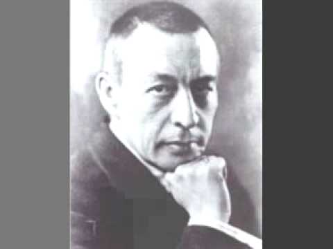 Rachmaninov plays Rachmaninov Prelude in C sharp minor