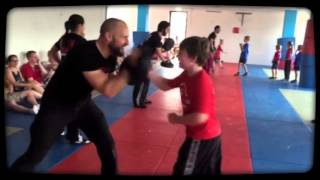 Kidz Krav Exams 2015, Institute Krav Maga Netherlands.