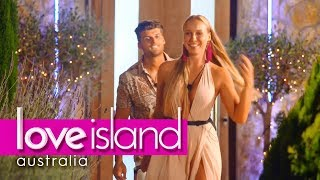 Mac and Teddy choose to leave | Love Island Australia 2018