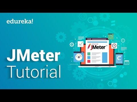 JMeter Tutorial For Beginners | JMeter Load Testing Tutorial | Software Testing Training | Edureka thumbnail