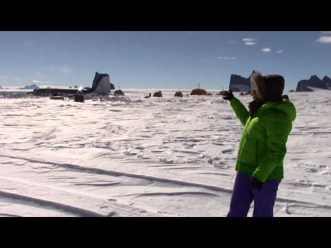 Crested Butte Outdoors in Antarctica with Marmot Mountain, LLC