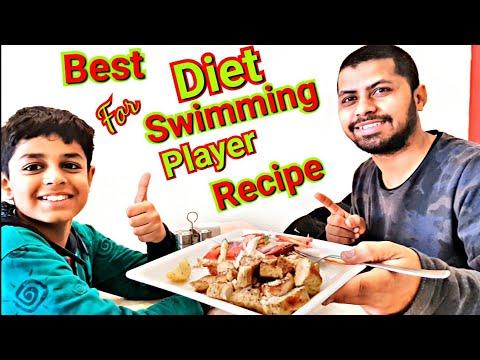 Swimming Player Diet Part 4 ( स्विमिंग प्लेयर डाइट ) ( Recipe ) In Hindi🏊♀️