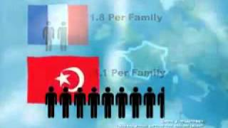-Fertility Rate - Muslims Demographics-- - YouTube.flv