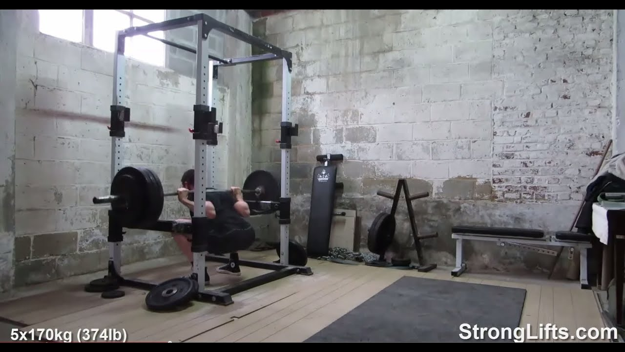 Stronglifts 5x5 Workout Review | Mehdi Stronglifts