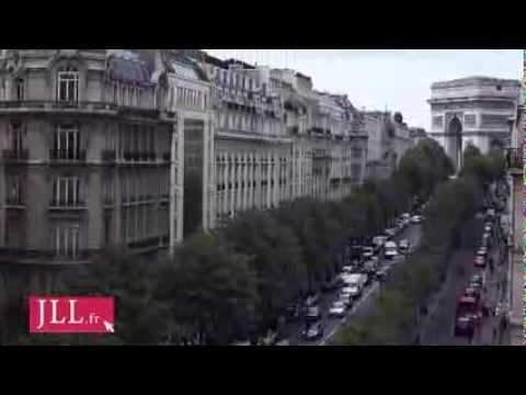Bureaux à louer à Paris 8ème, avenue Hoche, 75008