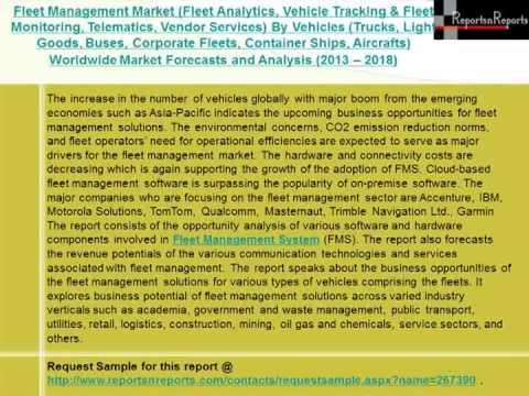Fleet Management Market: Future Growth Potential