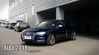 2018 Audi S4 TFSI | Prestige & Premium Plus Review