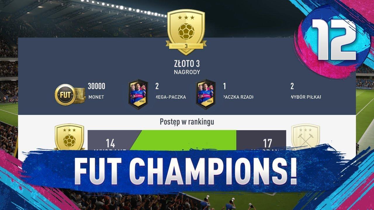 FUT Champions! - FIFA 19 Ultimate Team [#12]