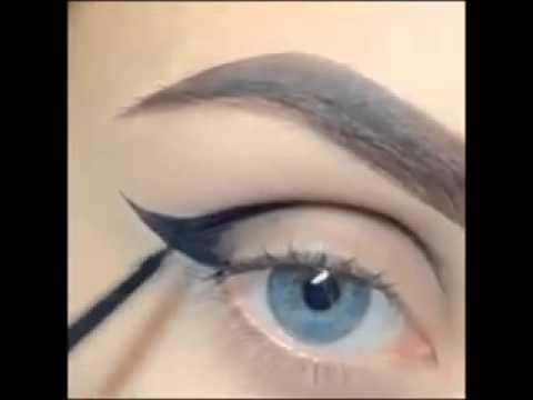 Devilish eyes makeup video dailymotion youtube ccuart Choice Image