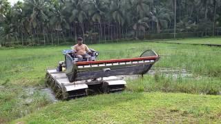 matprop TRUXOR Amphibion weed harvester worked in Kozhikod(matprop , Amphibion , TRUXOR , weed harvester., 2016-08-30T06:36:32.000Z)