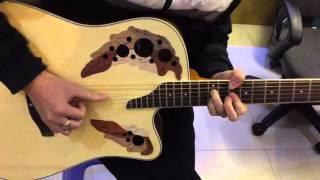 jingle bell rock Guitar