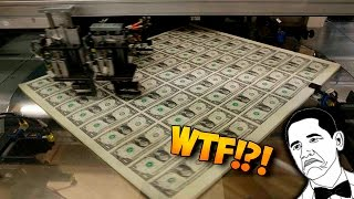 как напечатать деньги видео