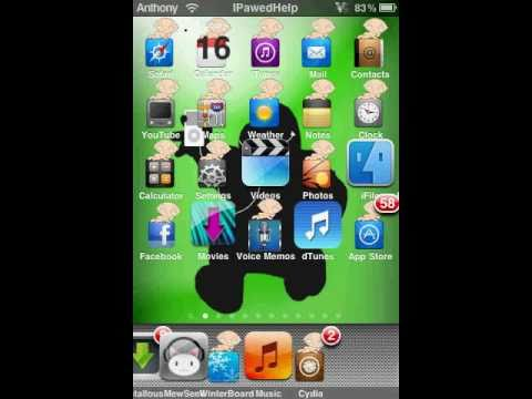 how to put battery percentage on ipod