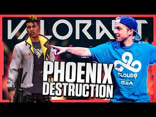 PHOENIX DESTRUCTION