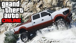 GTA 5 - Snow Mountain Climbing | 4x4 Off-Roading (GTA V Online Snow)(GTA 5 - Snow Mountain Climbing | 4x4 Off-Roading (GTA V Online Snow) ➜ Follow my livestreams on Twitch: http://twitch.tv/gtchy1230 ➜ Follow me on Twitter: ..., 2014-12-31T21:41:38.000Z)
