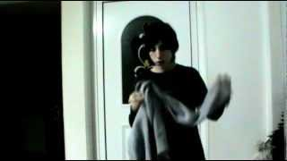 Real Harry Potter Invisibility Cloak !!