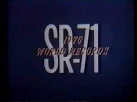 SR-71 World Records