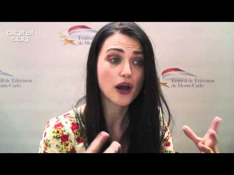 Katie McGrath on Merlin/Arthur bromance