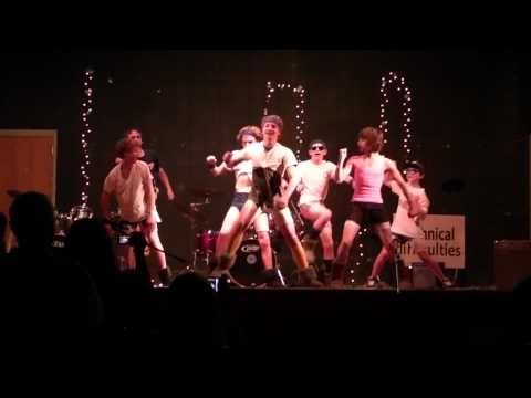 Harborside Middle School Talent Show YES Dance 2011
