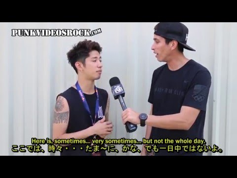ONE OK ROCK Interview by PUNKVIDEOSROCK March 19th, 2016 [Translated in Japanese/English] 日本語字幕